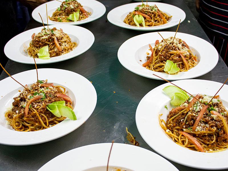 Spaghetti Bolognise