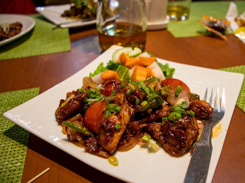chicken-chilli